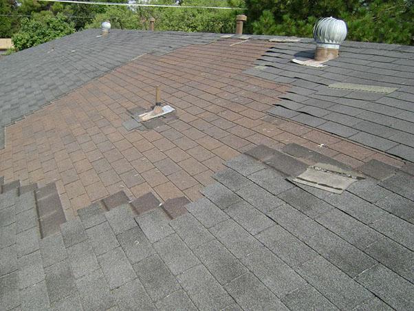 Hail Damage Roof Repair San Antonio Tx Wind Damage Roof