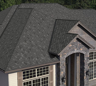 Replacing An Asphalt Shingle Roof. Itu0027s Usually Possible To Install A New  Asphalt Shingle Roof Over An Existing Asphalt Shingle Roof, ...